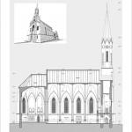 01 Római Katolikus Templom Felmérési Terve-6