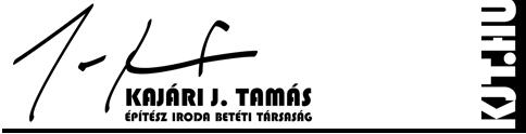 KAJÁRI J. TAMÁS építész